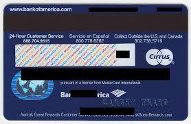 bank of america visa gift card photo 1