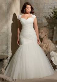 Best Wedding Dress Shapes For Plus Size