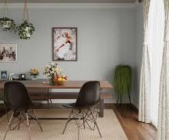 silver grey house paint colour shades