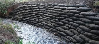 flex mse erosion control vegetated wall