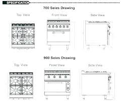 standard stove width. Plain Width How Wide Is A Standard Stove Oven Sizes Wall Cabinet Kitchen Dimensions  Size Width Kitc With Standard Stove Width