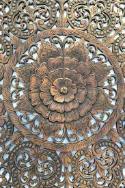 wood carved floral wall art asian home decor wall  on asian carved wood wall art with best asian home decor selections elegant wood carved wall panels