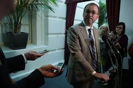 Mick Mulvaney once called the CFPB a ...