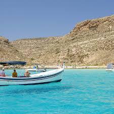 Isola Di Lampedusa Un Luogo Magico Di Benessere Per Una Vacanza