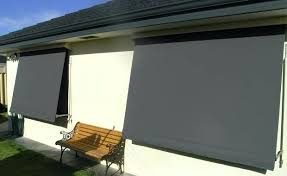 outdoor blinds getting and awnings installed a brief guide bamboo canadian tire