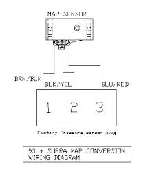 3 5 aem map sensor setup which wire the toyota supra forums 4 wire map sensor at Map Sensor Wiring Diagram