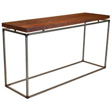 iron console table. Pictured Here Is The American Country Console Table With A 1 3/4\ Iron