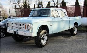 hooniverse weekend edition a 1967 dodge w200 powerwagon crew cab resto mod hooniverse
