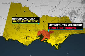 Some restrictions in place until all uk adults vaccinated, phe strategist suggests. Melbourne Placed Under Stage 4 Coronavirus Lockdown Stage 3 For Rest Of Victoria As State Of Disaster Declared Abc News