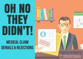 Medical Billing Rcm Flow Chart Pdf Medical Claim Denials And Rejections In Medical Billing