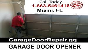 wver the garage door problem you have let our professionals handle the job for you at miami there is no job too big or too small for us