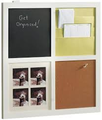 Kitchen Memo Board Organizer