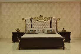 Luxury Bed Beech wood GMC