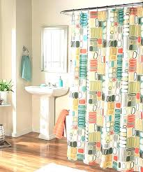 vintage shower curtain. Vintage Shower Curtain Hooks Retro Curtains Style Part Love This Mod Blocks By R