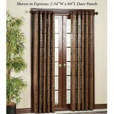 bamboo tier panel pair