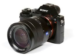 sony 24 70 f4. the vario-tessar is a comparatively big lens for mirrorless design - especially considering small size of sony cameras. 24 70 f4 s