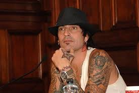 Tommy Lee Turns 50 His Life In Heather Pamela Mayte And Mighty