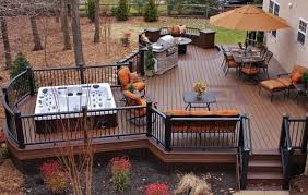 Backyard Deck Design Ideas Design Interesting Design Inspiration