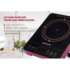 Bếp hồng ngoại cảm ứng Sunhouse SHD6014 - Tiết Kiệm Điện giá cạnh tranh