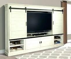 full size of sliding barn door tv stand 70 inch ana white diy kitchen alluring electric