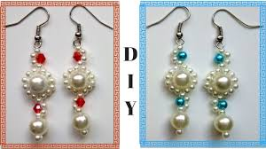 Beaded Earring Patterns For Beginners Awesome Inspiration Design