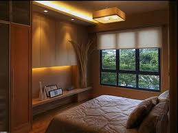 Bedroom  Wonderful White Beige Brown Wood Glass Modern Design - Small bedroom window ideas