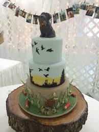 Duck Hunters Grooms Cake Cakecentralcom