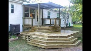 mobile home porch ideas you building covered