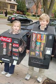 Diy Vending Machine Costume Magnificent What We Won't Do For Our Children Halloween Edition Heron