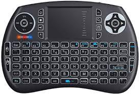 Neoteck <b>Bluetooth</b> Keyboard Mini <b>Touchpad</b> Mouse, <b>Wireless</b> ...