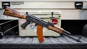 Bilder von AK 47 Sturmgewehr Militär