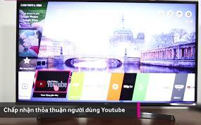 Tìm cách khắc phục lỗi Tivi không vào được Youtube thật dễ dàng