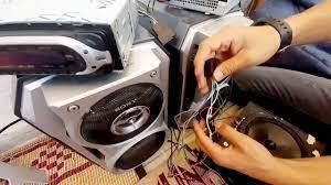 Eve oto ses sistemi yapmak ( teyp kablo bağlantısı ). - YouTube