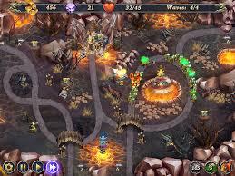 royal defense ancient menace download and play on pc