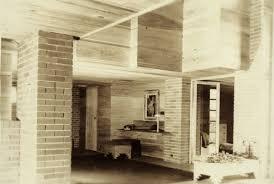 Schwartz House Interior | Photograph | Wisconsin Historical Society
