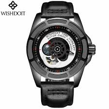 2017 Men <b>Skeleton</b> Tourbillon Moon Phase <b>Automatic Mechanical</b> ...