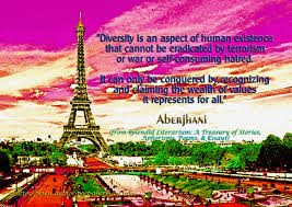 quotes about terrorism quotes  diversity is an aspect of human existence that cannot be eradicated by terrorism or war ""