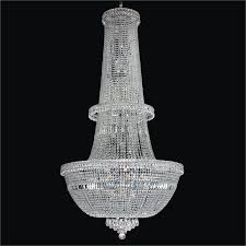 windsor royale glow empire crystal chandelier 551af72sp 3c