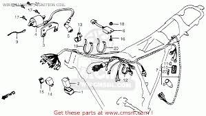 honda nsr wiring diagram honda discover your wiring diagram pin honda xl 125 wiring diagram