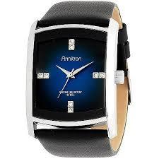 armitron men s dress sport watch black leather strap ecommarketer armitron men s dress sport watch black leather strap