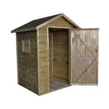 Gartenhäuser Bis 4 M2 Gartenhaus Aus Holz 18m X 18m 19mm Mit