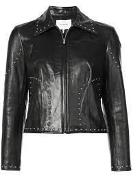 frame denim slim fit jacket noir women best value frame denim le high skinny park