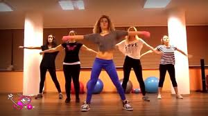 zumba dance workout for beginners step by step with i zumba 2018 dance workout