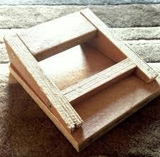 a diy cool impossible slant board