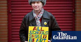 Bob and Roberta Smith: on a mission to unseat Michael Gove | Art | The  Guardian