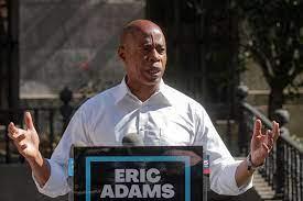 New York Democratic mayor primary ...