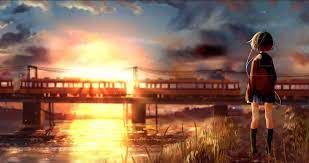Train [Wallpaper Engine Anime ...