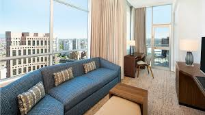 One Bedroom Balcony Suite Vancouver Accommodation The Westin Grand Vancouver Hotel