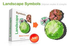 Small Picture Creating garden plans with hand drawing landscape symbols images