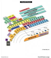 Awesome As Well As Gorgeous Churchill Downs Seating Chart